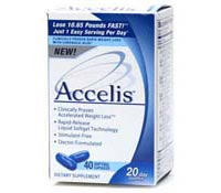 Accelis Diet Pills