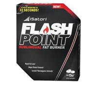 flash point sublingual fat burner reviews