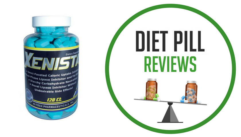 Diet PIll Review - xenistat bottle