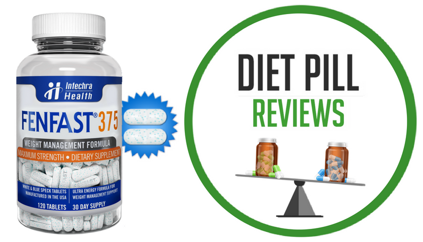 fenfast 375 reviews of diet pills